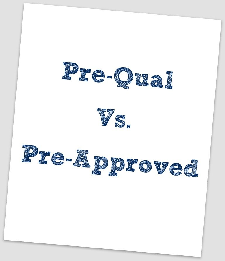 Pre Qualification Versus Pre Approval For San Diego Home Loans