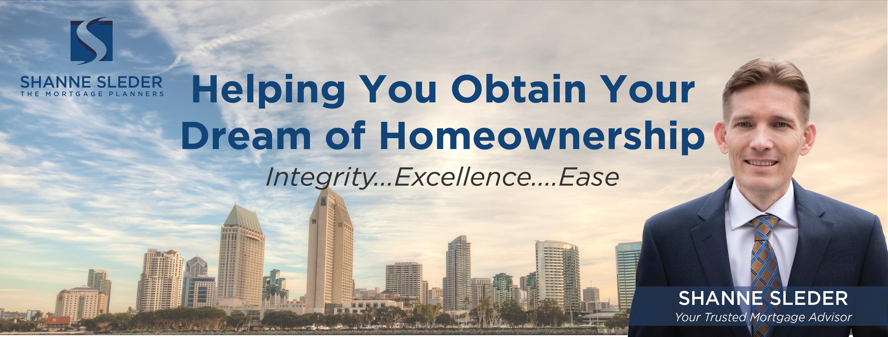 San Diego Mortgage Lender