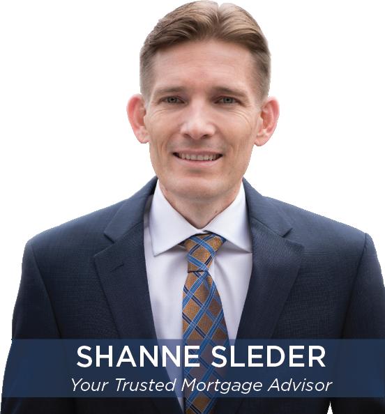 Shanne Sleder: your trusted mortgage advisor